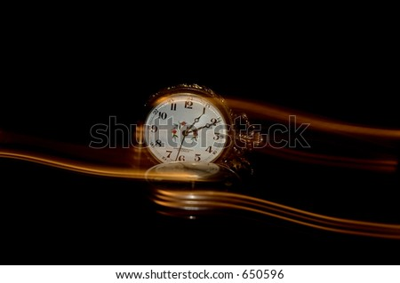 Pocket Watches in Motion