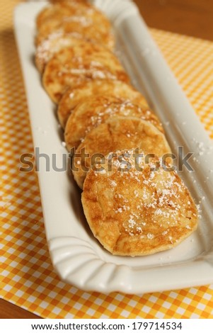 Poffertjes - stock photo