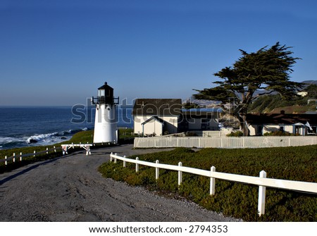 Point Montara lighthouse and hostel