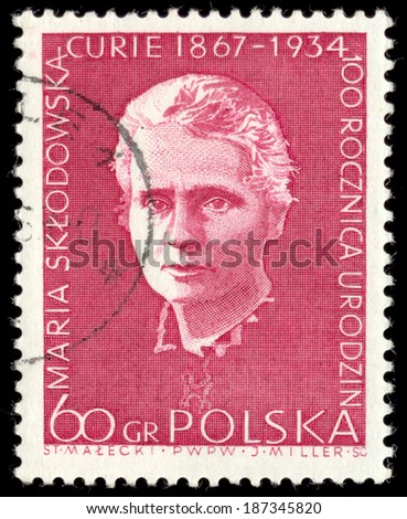 a biography of marie curie a polish physicist chemist and nobel prize winner Marie sklodowska curie was a polish-born french scientist  physicist and  chemist nobel prize in physics in 1903 and in chemistry in 1911.