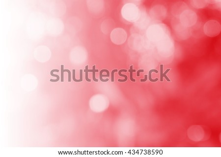 POLAND : National flag. Soft blurred bokeh natural background. Abstract gradient desktop wallpaper.  - stock photo