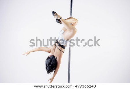 POLE DANCE is a form of performing art, historically associated with strip clubs and night clubs, which combines dance and acrobatics centered on a vertical pole.
