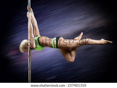 Right! Bound to pole with rope understand