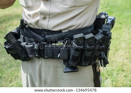 Ratchet Gun Belt >> Duty belt Stock Photos, Images, & Pictures | Shutterstock