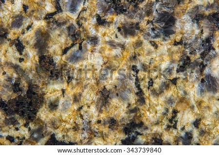 Polished gold, dark and beige cream marble as background. natural color