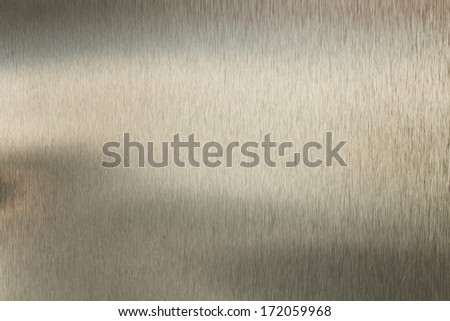 polished metal surface texture - stock photo