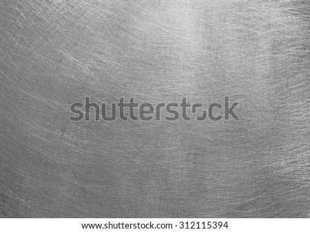 Polished surface - stock photo