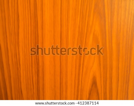 Polished wood pattern by blurry - stock photo