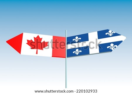 an analysis of the conflict between canada and quebec What are some cultural differences between the importance of quebec and french-canada and its what are some cultural differences between.