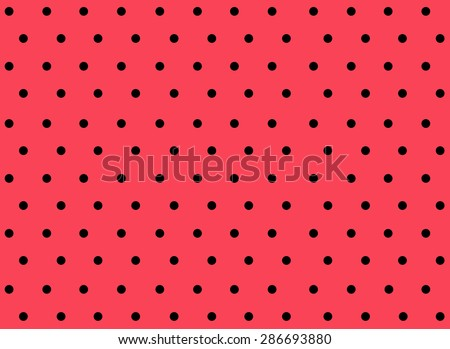 Polka Dots - stock photo