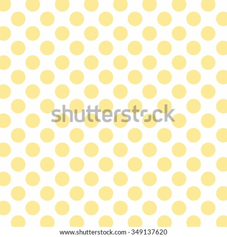 Polka dots background with lift tone color dots and white background