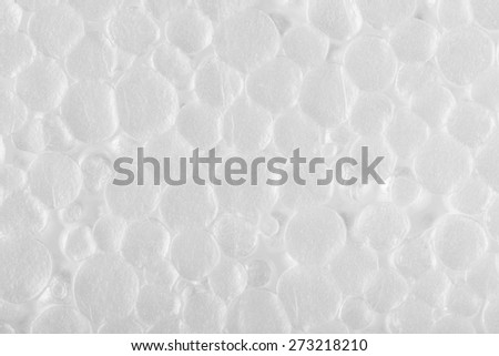Polyfoam background