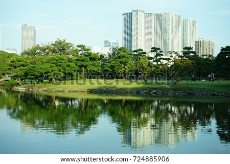 https://thumb1.shutterstock.com/display_pic_with_logo/167494286/724885906/stock-photo-pond-in-the-garden-in-japan-724885906.jpg