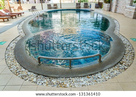Pool - stock photo
