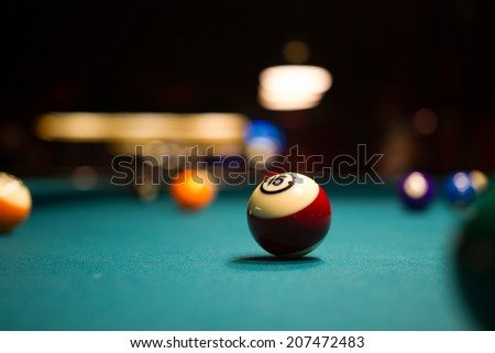 Pool & Billiards