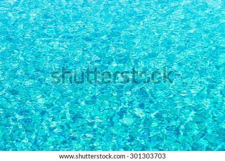 Pool water texture background