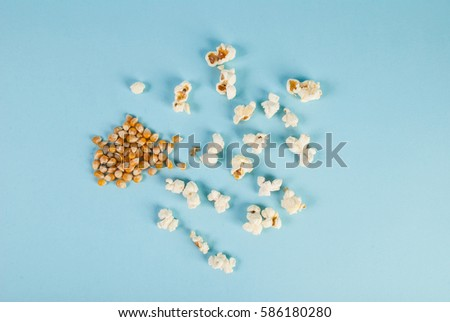 stock-photo-popcorn-and-corn-seed-spille