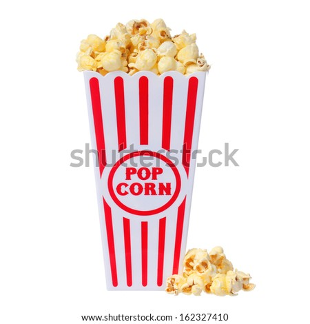 Popcorn Box Stock Images Royalty Free Images Amp Vectors