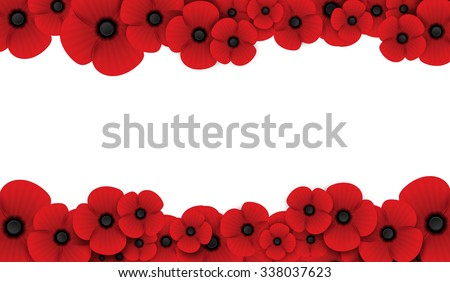 Poppy flower remembrance day white background stock illustration poppy flower remembrance day white background mightylinksfo
