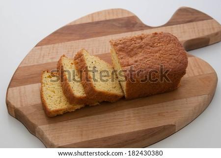 Cheesecake Brownies Cream Cheese Icing Stock Photo