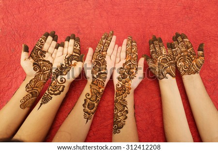 Mehandi Stock Images Royalty Free Images Amp Vectors