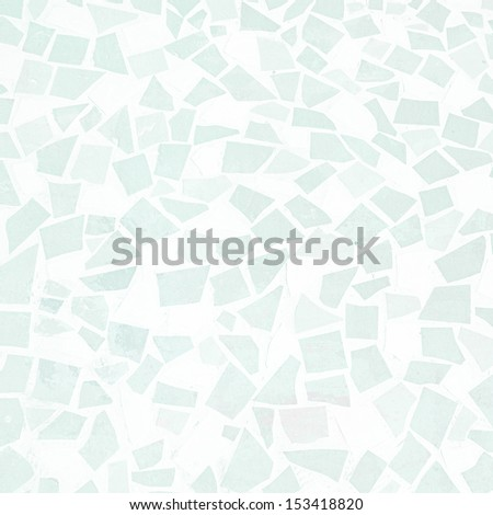 porcelain pieces tile or background