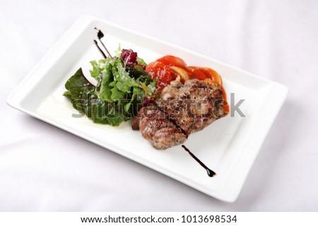 how to cook pork neck steak
