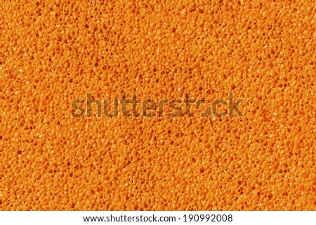 porous foam texture seamless background, bubble macro of fungous spong bast fiber or spongeous bast wisp  - stock photo
