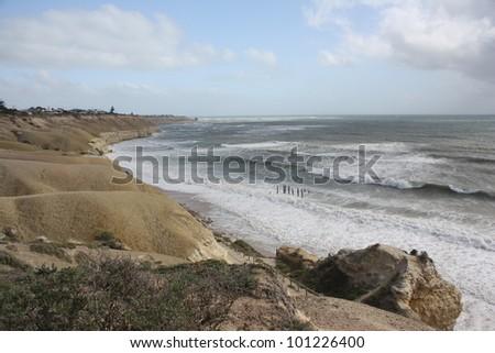 Port Willunga - stock photo