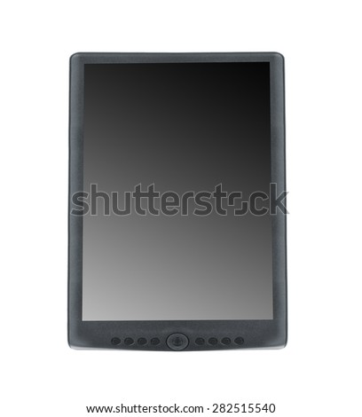 Portable e-book reader