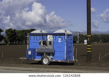 Portable Potties