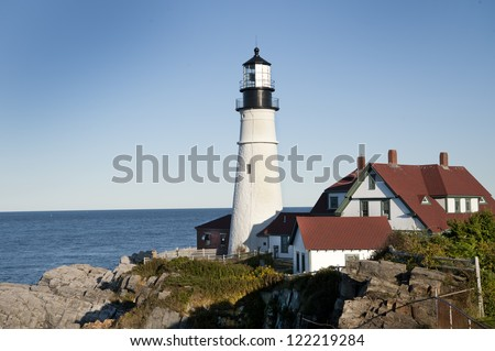 Portland Head Lighthouse, Portland, Maine