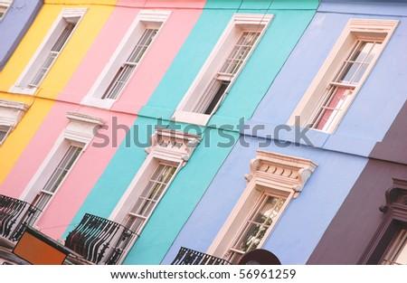 Portobello Road - stock photo