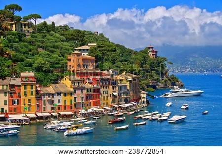 Portofino  - stock photo