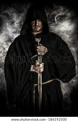 Hooded Cloak Stock Images Royalty Free Images Amp Vectors