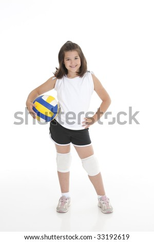 Girls Volleyball Stock Images Royalty-Free Images u0026 Vectors | Shutterstock