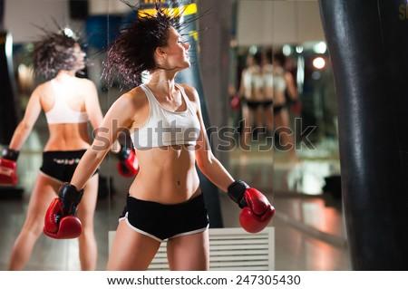 Hot Boxer Girl