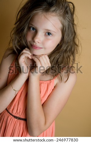 8 Year Old Girl Stock Images Royalty Free Images