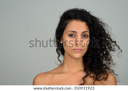 Naked latin woman sleep