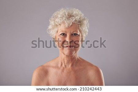 Pics of old women naked