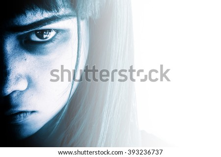 Woman Staring Stock Images Royalty Free Images Amp Vectors