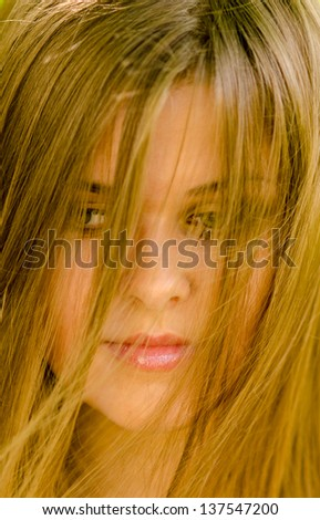 Sad Girl With Brown Hair Images amp Pictures  Becuo