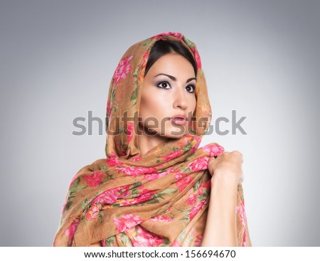Iranian Woman Stock Images  Royalty Free Images   Vectors