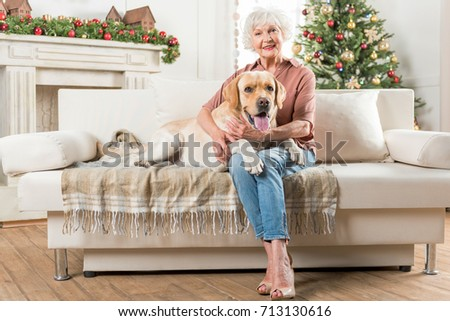 Mature pet furniture