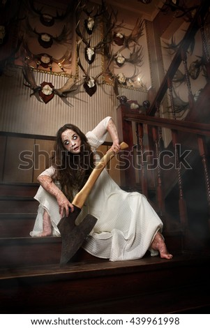 Possessed Stock Photos, Royalty-Free Images & Vectors