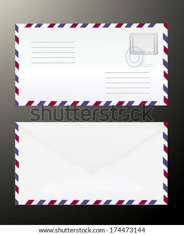 postage envelopes