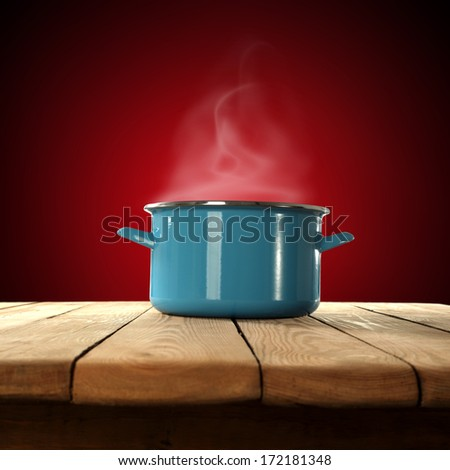 pot  - stock photo