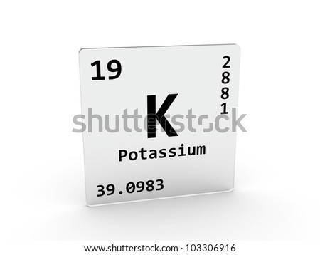 Periodic symbol k clipart library potassium symbol k element periodic table stock illustration rh shutterstock com periodic symbol game periodic symbol le urtaz Image collections