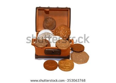 Pound Sterling - stock photo