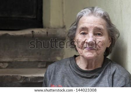 Poverty - stock photo
